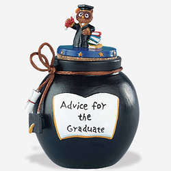 Advice for the Graduate Jar