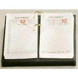 Executive Desk Calendar Holder