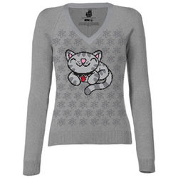 Big Bang Theory Soft Kitty Knit Sweater