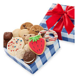 Summer Cookies and Treats Gift Box