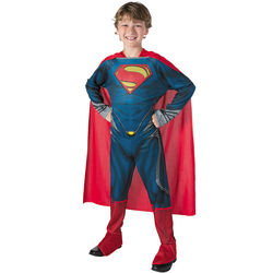 Boy's Man of Steel Superman Costume