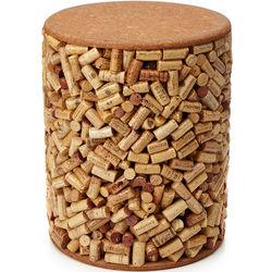 Handcrafted Wine Cork Stool