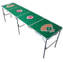 Cincinnati Reds MLB Cincinnati Reds Tailgate Table