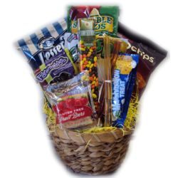 Children's Health Healthy Gift Basket