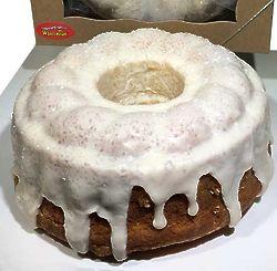 2 Pound Vanilla Butter Bundt Cake