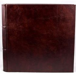 18x18 World's Largest Italian Leather Album