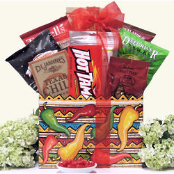 Some Like It Hot! Father's Day Gourmet Gift Basket
