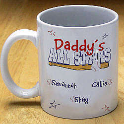 All-Star Parent Coffee Mug