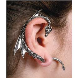 Dragon Ear Cuff
