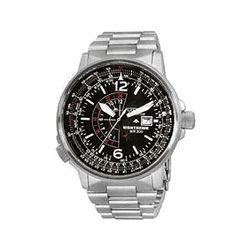 Citizen Nighthawk Eco-Drive Pilot Men's Watch