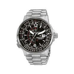 Citizen Nighthawk Eco-Drive Pilot Men's Watch