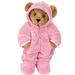"""15"""" Hoodie Footie™Teddy Bear"""
