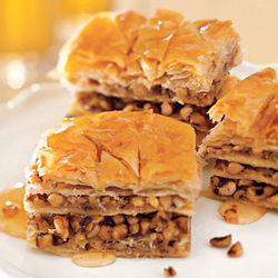 Original Walnut Baklava - One Pound
