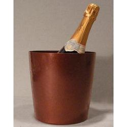 Festive Copper Ice Bucket