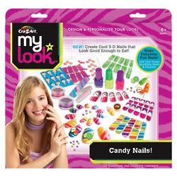 My Look Candy Nail Art Set