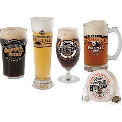 Harley-Davidson Craft Beer Glass Set