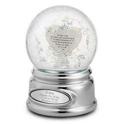 Light of God Snow Globe