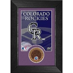 Colorado Rockies Infield Dirt Coin Mini Mint Photo