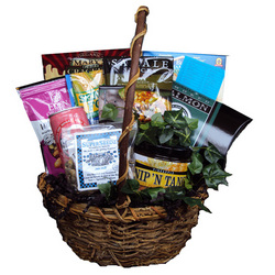 Men's Healthy Gift Basket