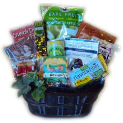 Heart-Healthy Birthday Gift Basket for Him