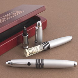 Classified Secret Agent Pen