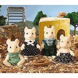 Hawthorne Hamster Family