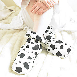 Cow Herbal Hot Sox