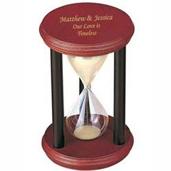 Personalized Wooden Sand Timer