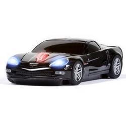 Corvette Road Mice Wireless in Black
