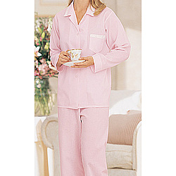 Woven Tailored Pajamas