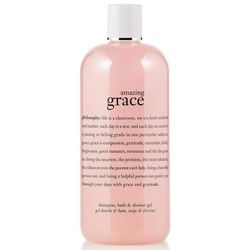 Amazing Grace Perfumed Shampoo/Shower Gel/Bubble Bath