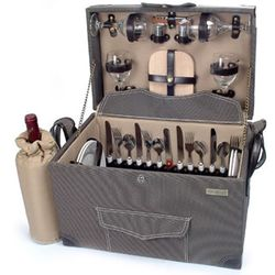 4 Person Weekender Picnic Basket