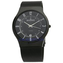 Black Titanium Men's Watch