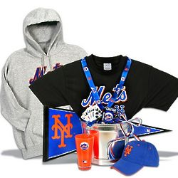 New York Mets Deluxe Gift Basket