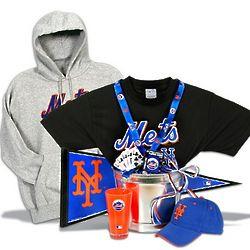 New York Mets Deluxe Gift Basket
