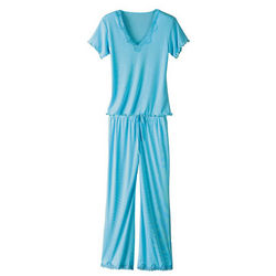 Dri Release Capri Sleepwear Set
