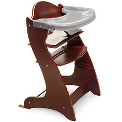 Embassy Wood High Chair