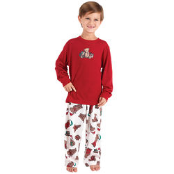 Boy's Teddy Bear Pajamas