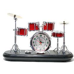 Drumset Alarm Clock