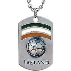 Ireland Dog Tag