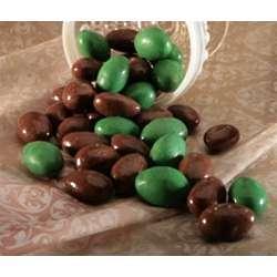 Chocolate Irish Almonds