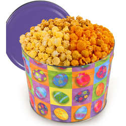 Easter Traditional Popcorn Tin