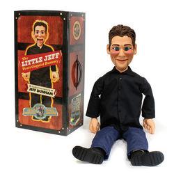 Jeff Dunham Working Vetriloquist Dummy with Instructional DVD