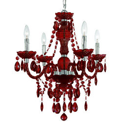 Naples Portable Mini Chandelier