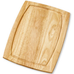 Curved Wood Cutting Board