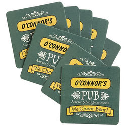 Personalized Beer Mats Set