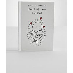 Chilli & Bubbles Book Of Love
