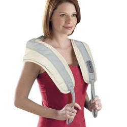 Rhythmic Percussion Neck and Shoulder Massager