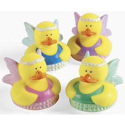 Fairy Rubber Duckies