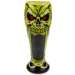Skeleton Pilsner Glass